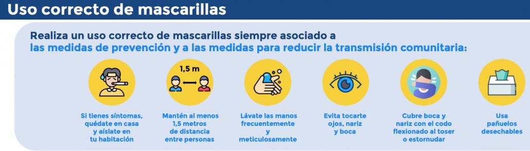 uso mascarillas protección civil Bormujos en Sevilla