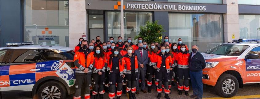1 aniversario protección civil bormujos