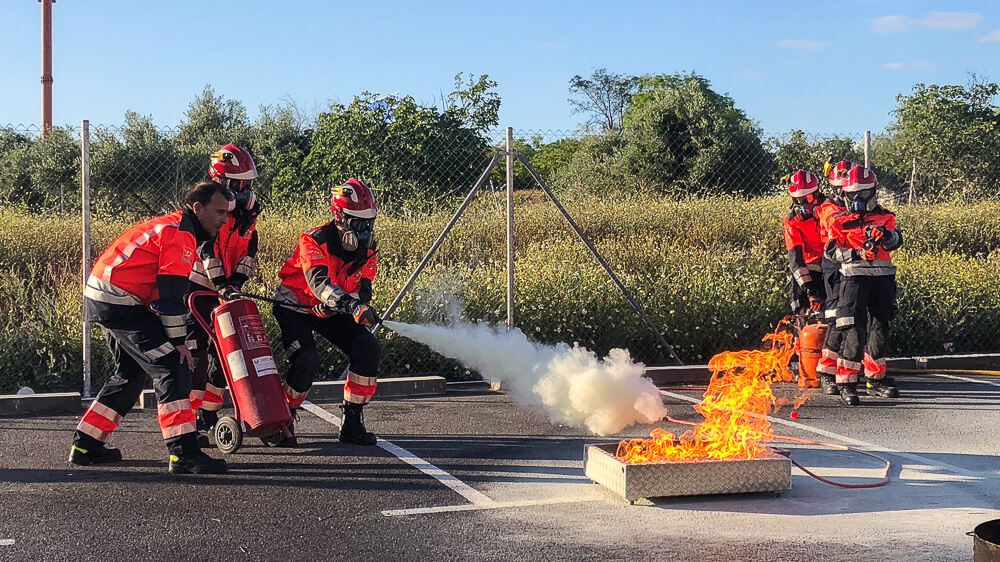 Emergencias Sevilla Protección Civil Bormujos